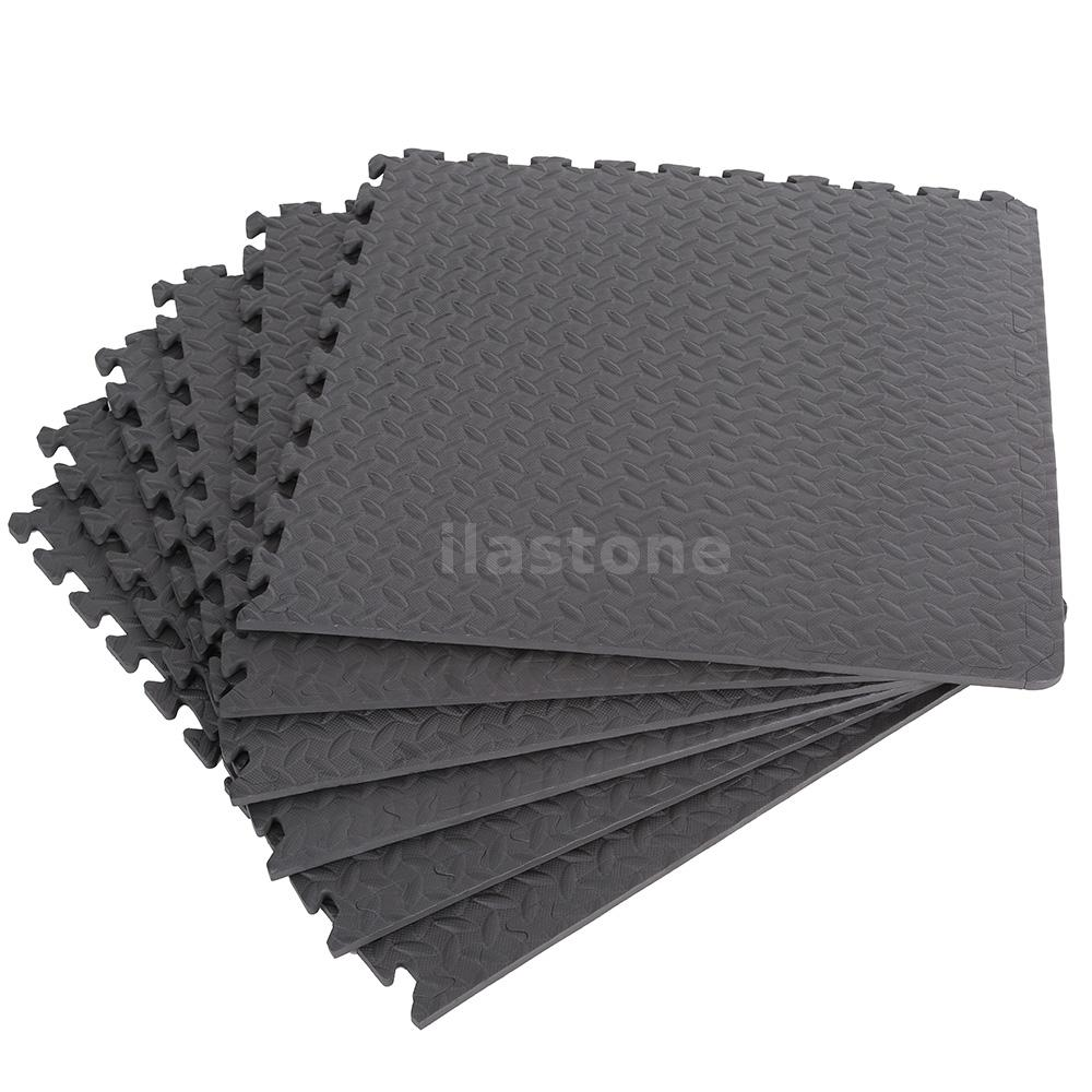 60*60cm Floor Mat Interlocking EVA Foam Exercise Gym
