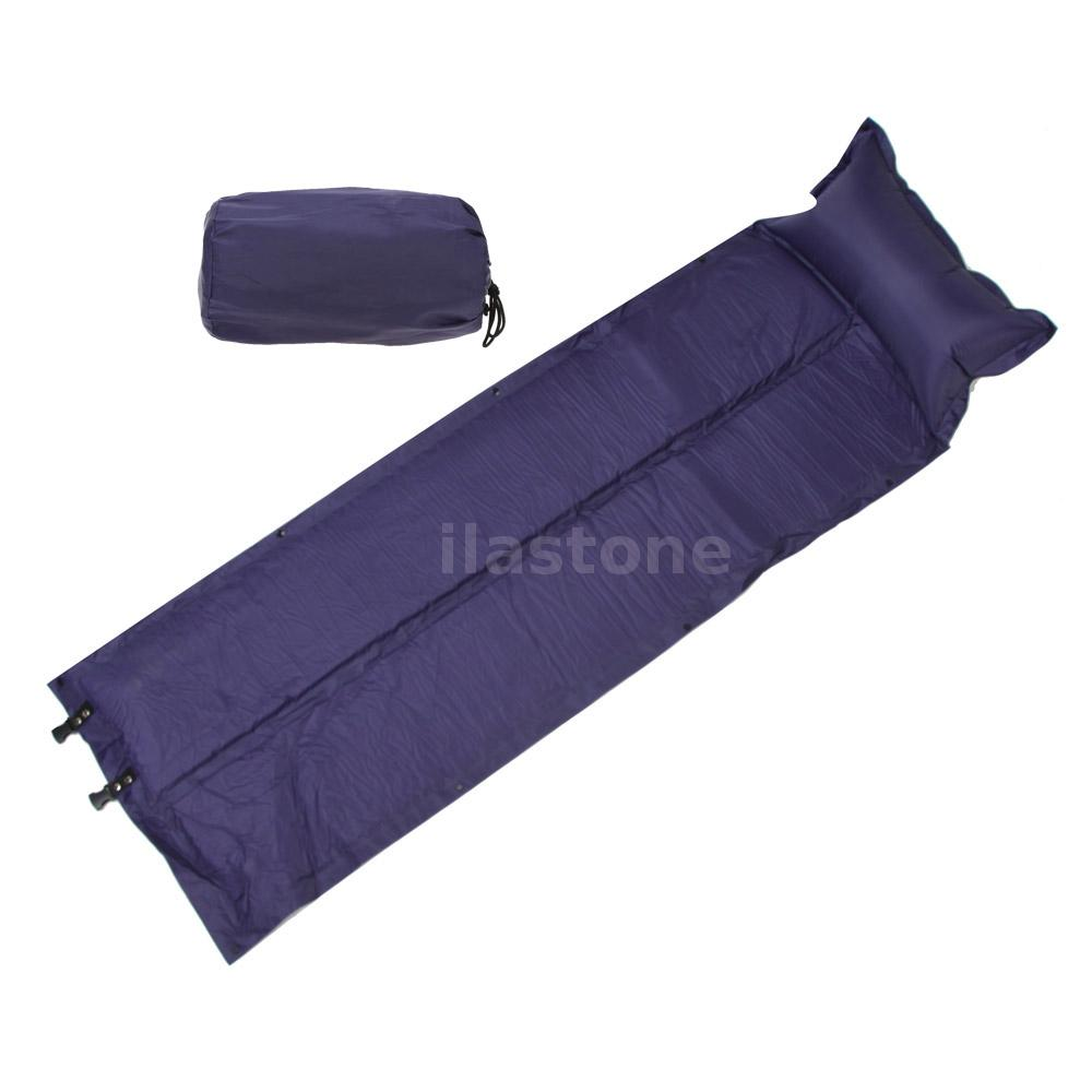 camping mattress pillow air mat pad sleeping 88445